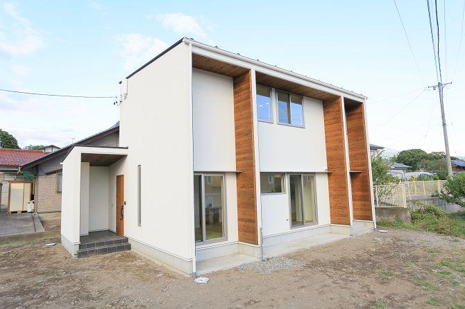 【R+house】たっぷりの陽の光と、心地よい風が通る家