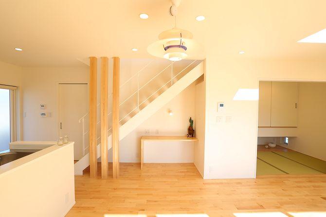 【R+house】~四季と調和する~自然の恩恵を楽しむ家