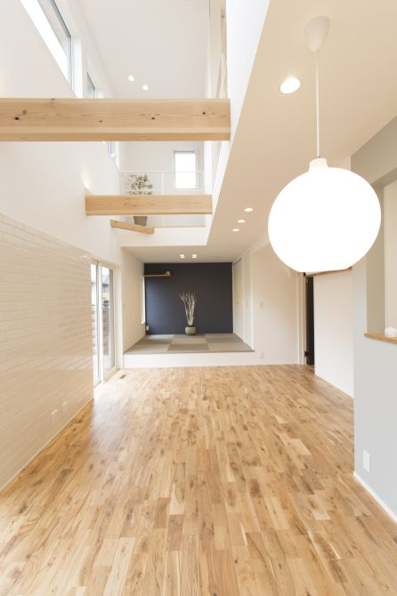 【R+house】彩りと落ち着きの北欧STYLE  INTERIOR