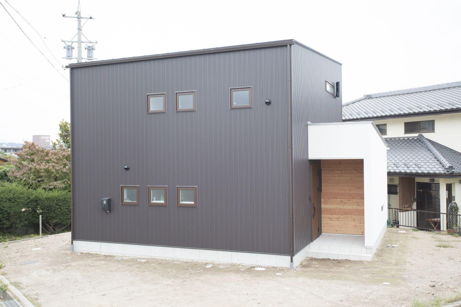 【新築】小諸市西原-R+house