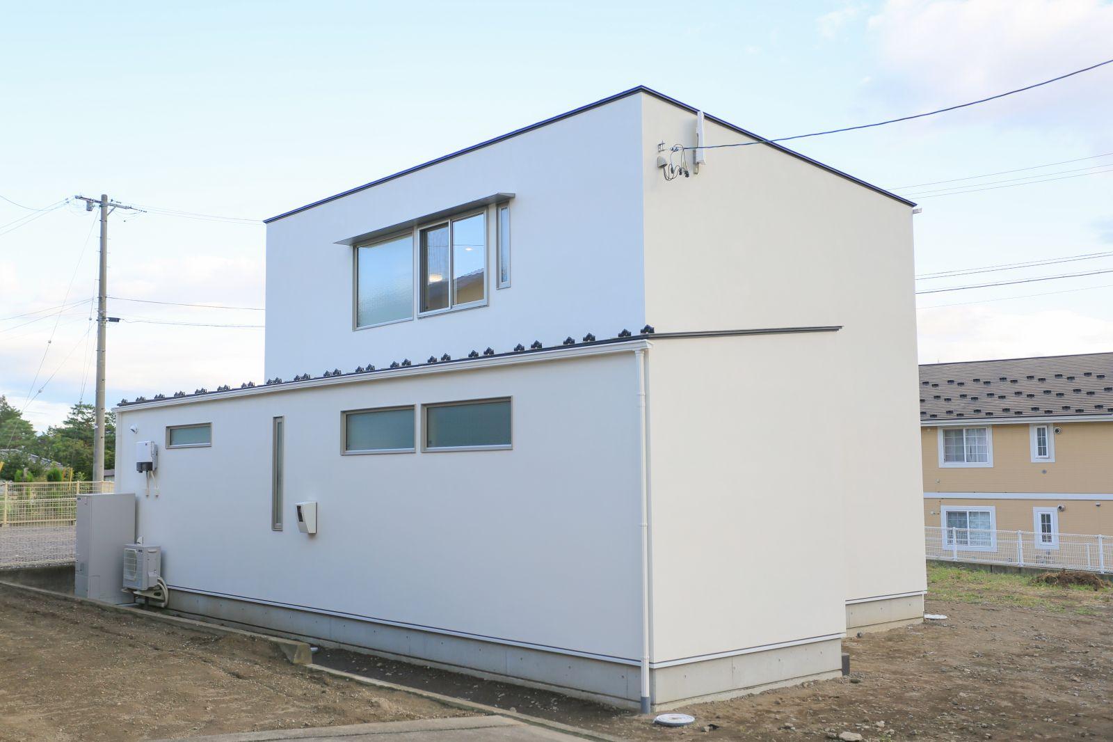 【新築】東御市本海野-R+house