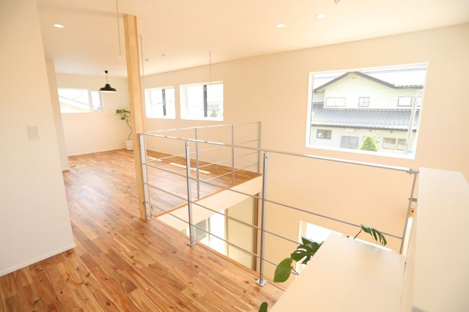 【R+house】暮らしにフィットする二世帯住宅
