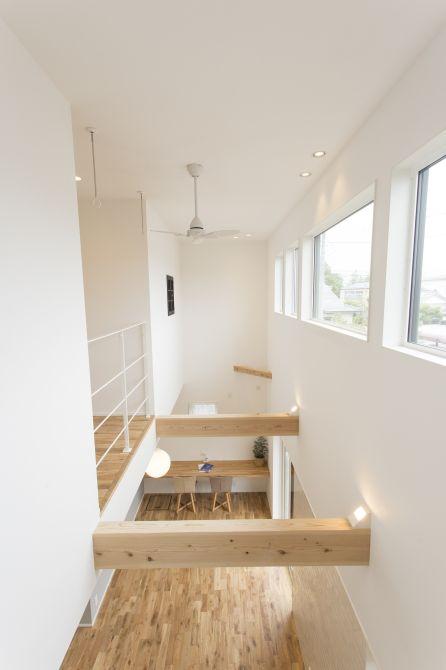 【新築】佐久市岩村田-R+house