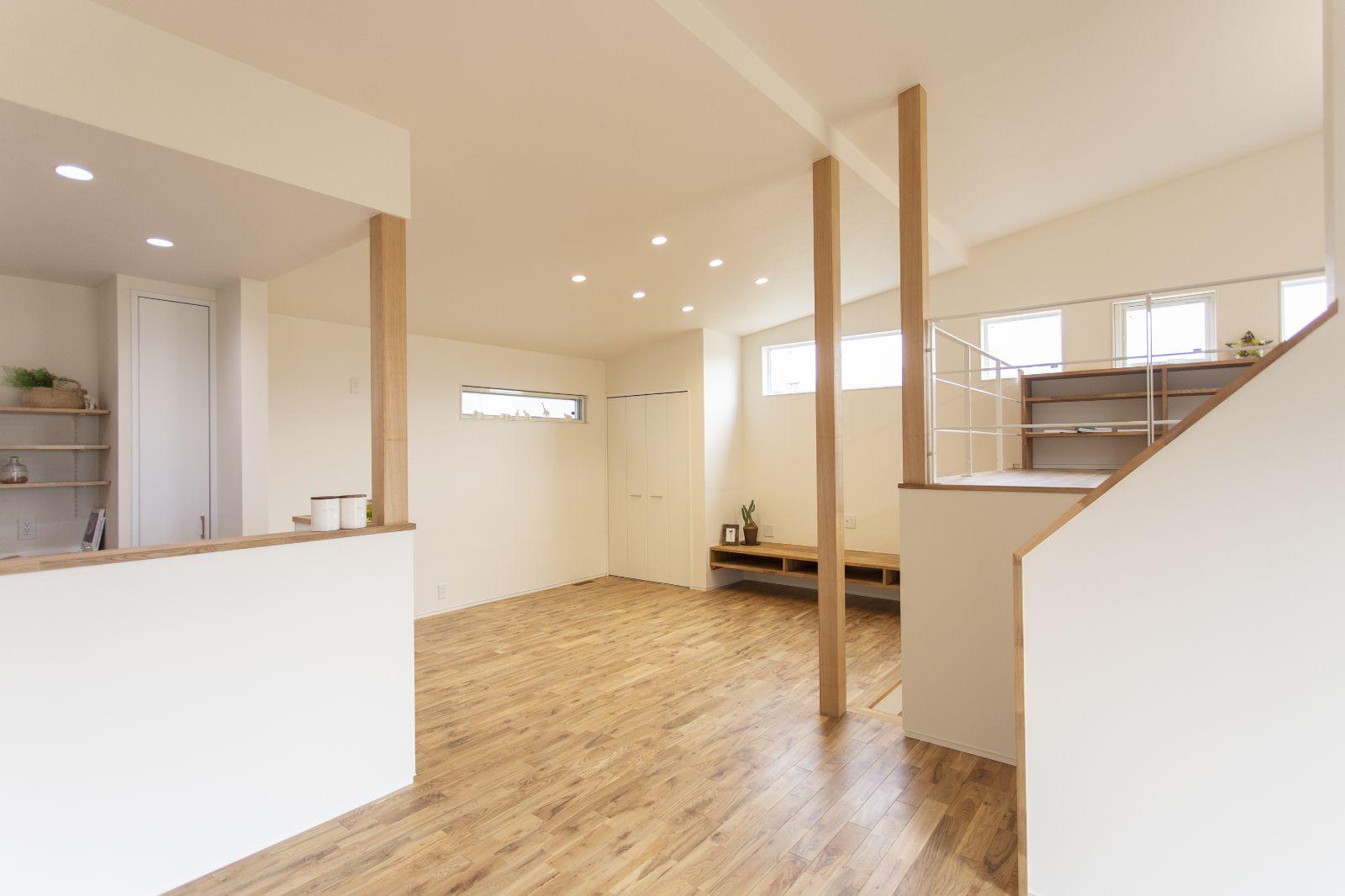 【新築】上田市小牧-R+house