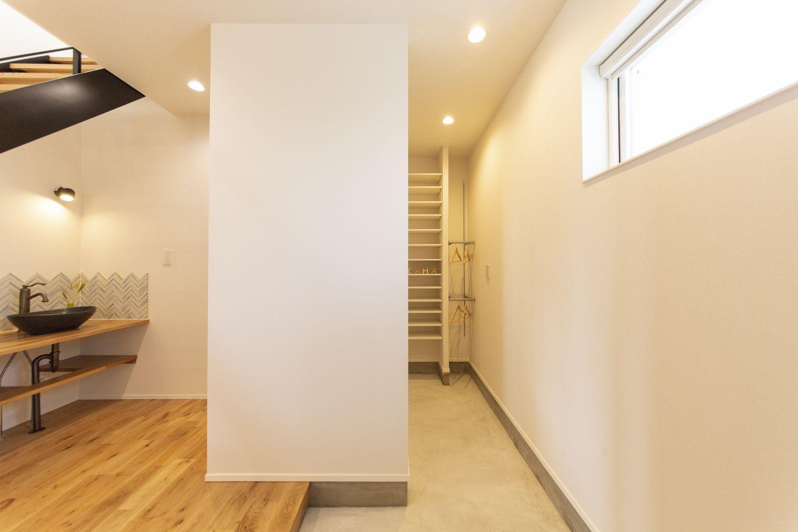 【新築】上田市常磐城-R+house