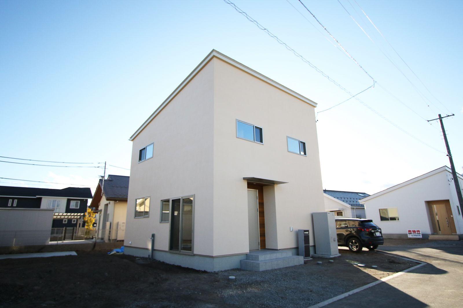 【新築】佐久市小田井-R+house