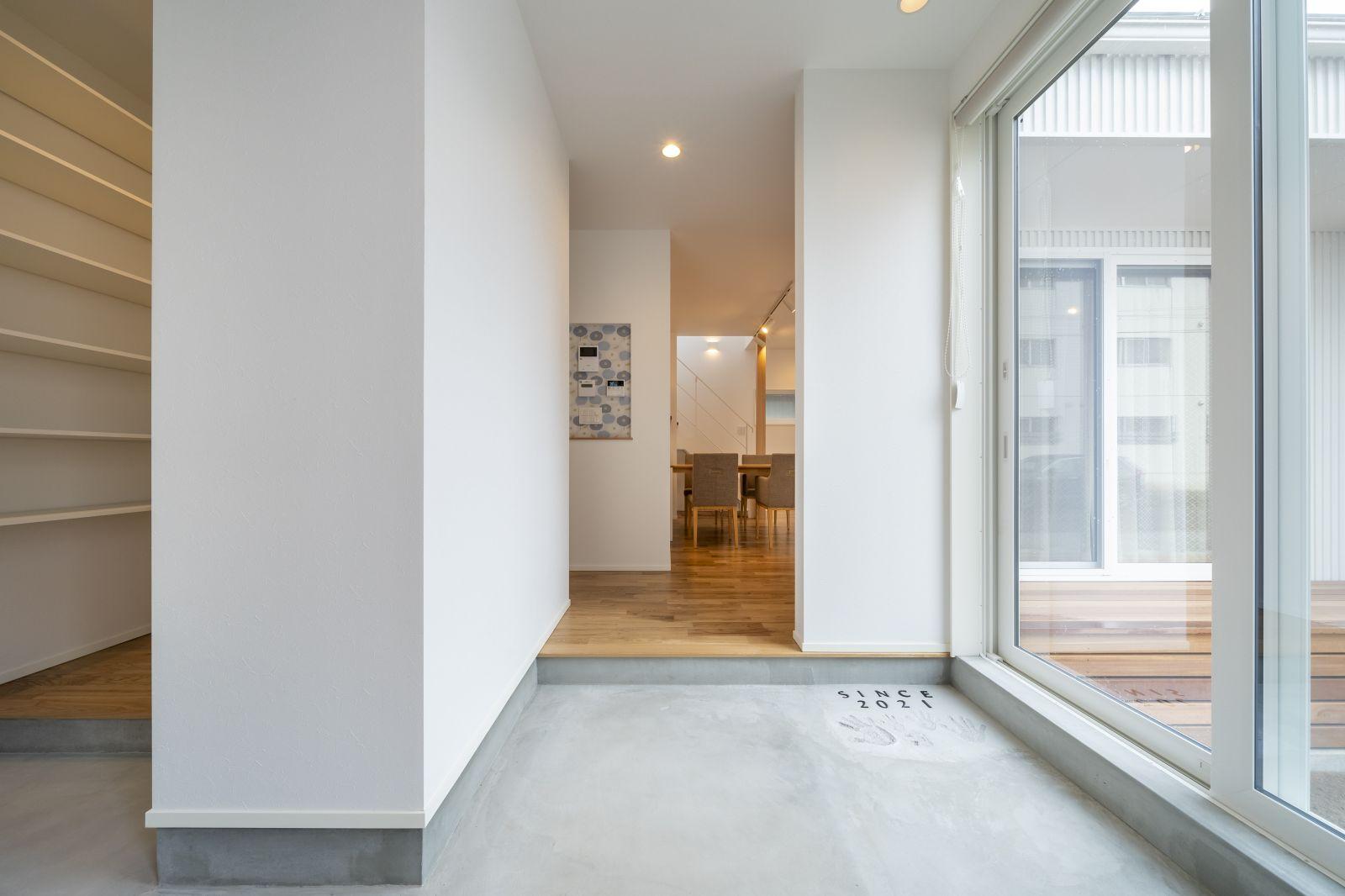 【新築】飯山市-R+house