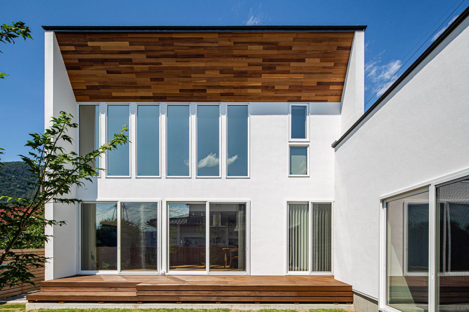 【新築】上田市緑が丘-R+house