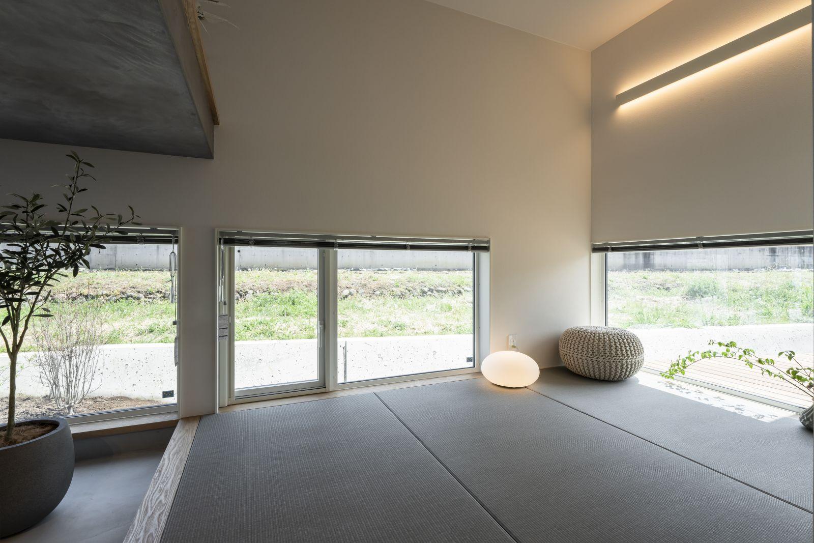 【新築】モデルハウス-上田市常入-R+house